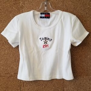 Tommy Jeans Tommy Girl T-Shirt